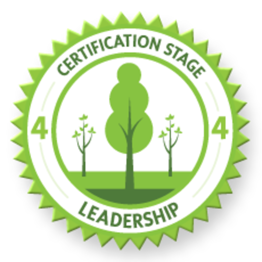 Small stage 4 badge