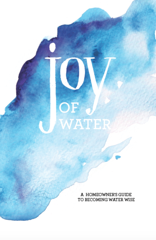 Small joy of water cover